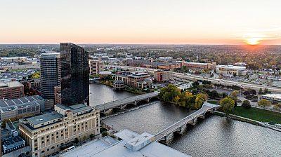 Grand Rapids Aerial