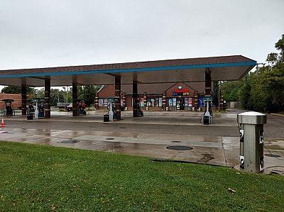 Gas station EDD